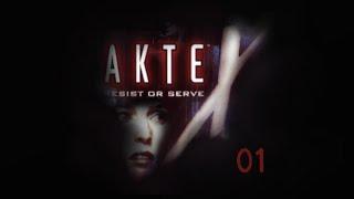 Let´s Play Akte X - Resist or Serve - German - Part 01