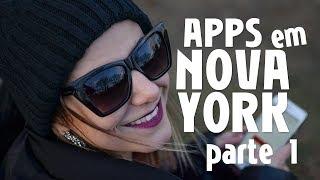 Aplicativos para usar em Nova York - Parte 1