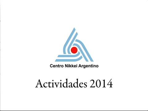 Centro Nikkei Argentino - Actividades 2014