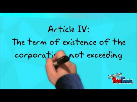 Articles of Incorporation ac102