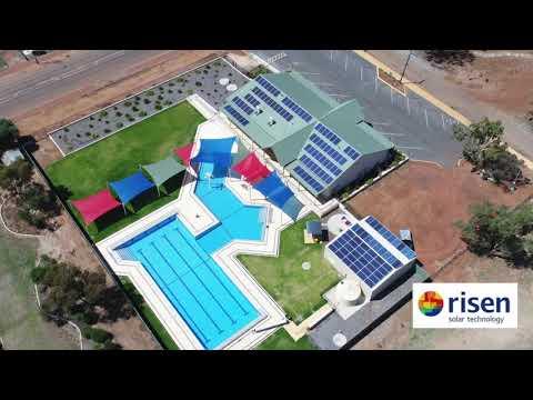 Kondinin Shire Solar installations