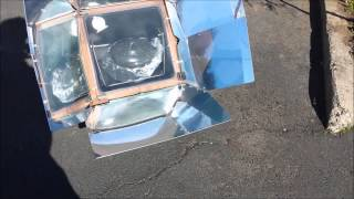 Take The Guesswork Out Of Solar Cooking!