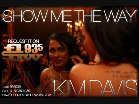 KIM DAVIS - SHOW ME THE WAY