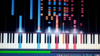 Stairway to Heaven Best Edit Ever Synthesia