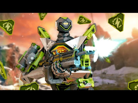 NO RELOADS NECESSARY! | Nicewigg Apex Legends Gameplay