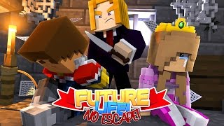 Minecraft FUTURE LIFE - LITTLE KELLY IS LEFT FOR DEAD WITH NO ESCAPE FROM PRISON w/ Liitle Donny!!