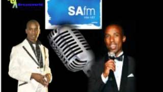 Naye Lupondwana interviews Godfrey Madanhire on SA Fm-Part 1 of 5