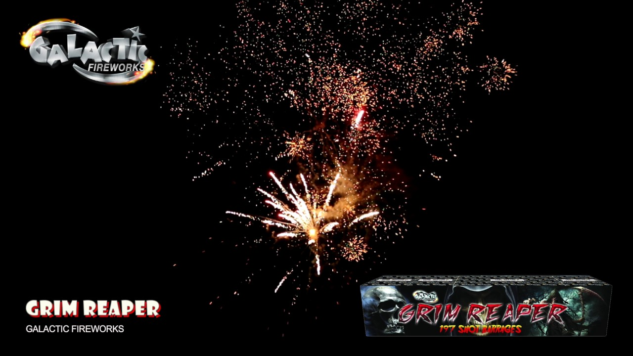 Grim Reaper from Galactic Fireworks - YouTube