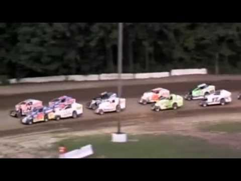 Northeast Crate Nationals 2014 Qualifying (Albany Saratoga Speedway)