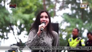 Wegah Kelangan Nella Kharisma - Lagista live Pantai Boom Tuban