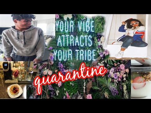 Quarantine Chronicles | REAL LIFE || VLOG