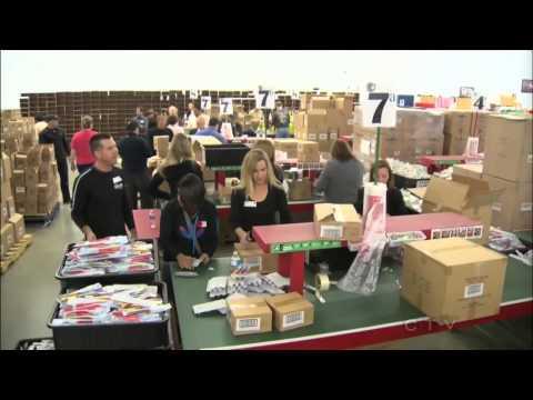 CTV News - Samaritan's Purse Canada Sends Hygiene Kits to the Philippines