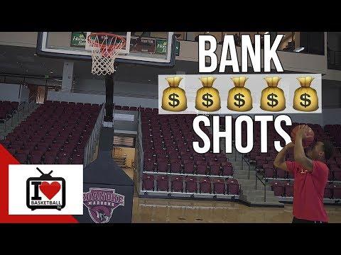 Basketball Bank Shot Tips!