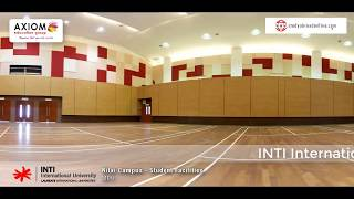 INTI IU Facilities | AXIOM Education Group