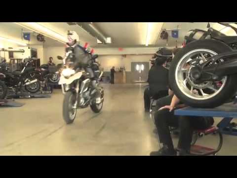 NEW BMW R1200GS 2013 BEST TEST RIDE EVER!!
