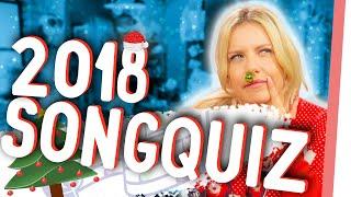 Songquiz – Die BESTEN Hits aus 2018!