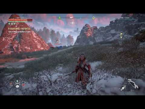 Let's Play Horizon: Zero Dawn Crazy Cauldron Exploration