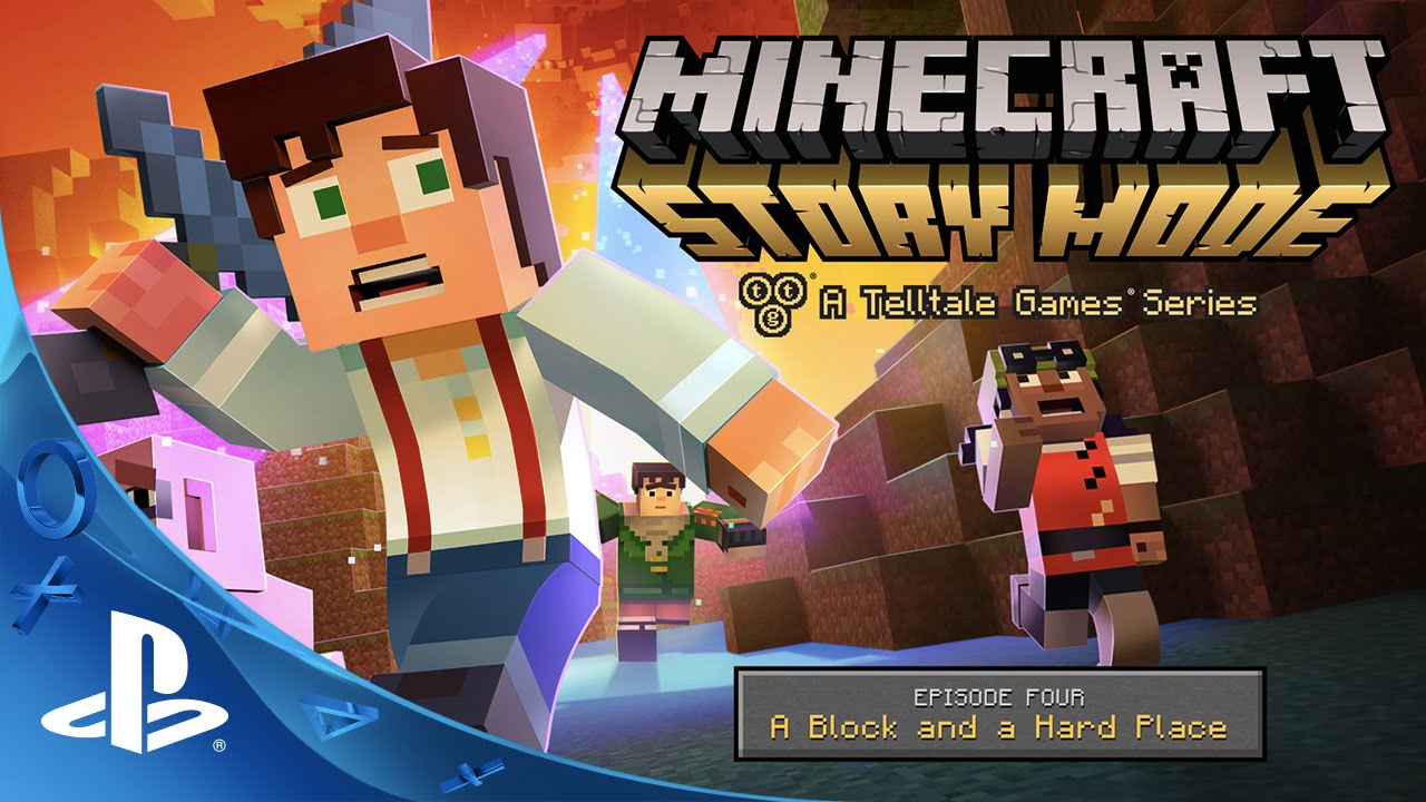 Minecraft: Story Mode - Episode 10 Trailer  PS10, PS10