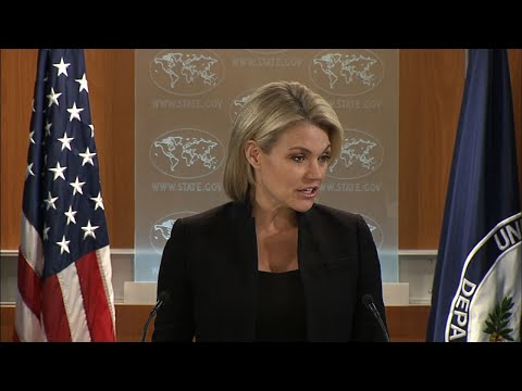 State Dept. Warns of Unrest in Mideast