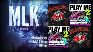 Download CM PUNK TRIBUTE #01 ● Killswitch Engage Vs. Bro Safari & Sluggo - This Fire Surrender (MLK Mash-Up) MP3 song and Music Video
