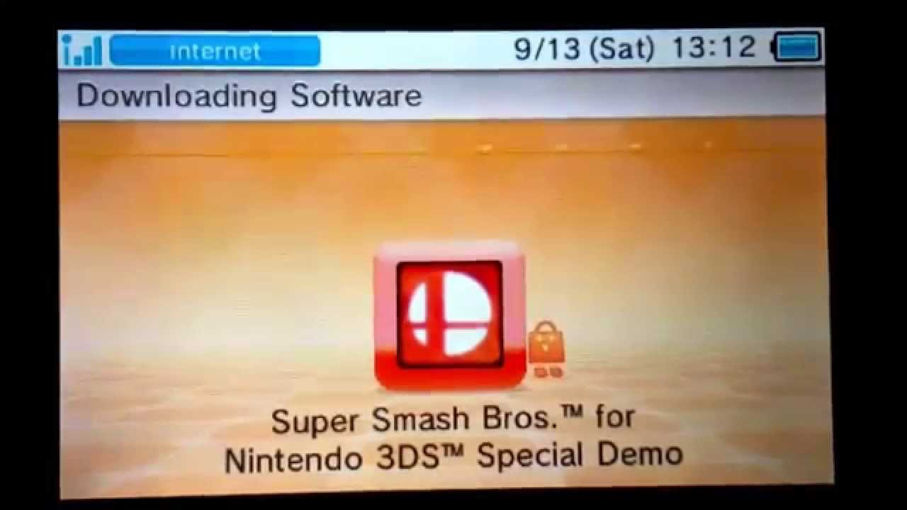 How to download super smash bros on 3ds : Ice world abingdon