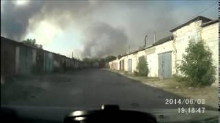 дзержинск в огне 2. 3 июня 2014