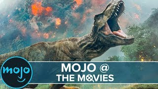 Jurassic World: Fallen Kingdom - Crappy Cash Grab or Satisfying Sequel? Mojo @ The Movies Review