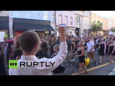 LIVE: Charleston march for victims of church shooting
