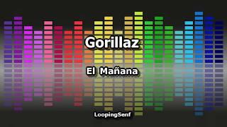 Gorillaz - El Mañana - Karaoke