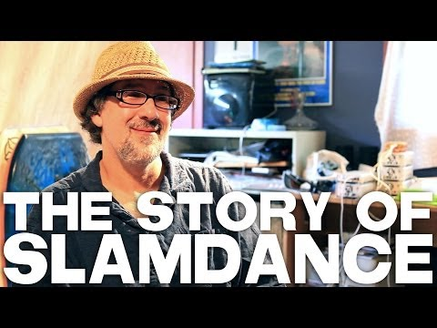 Sundance Tried To Shut Us Down: The Story Behind The Slamdance Film Festival by Dan Mirvish