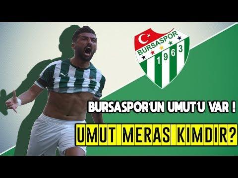 Bursaspor'un Sol Beki Umut Meraş Kimdir ? | Bursaspor'un Umut'u Var !