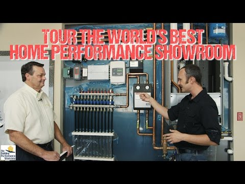 Best Home Improvement Showroom in the World: Sanders Home Services