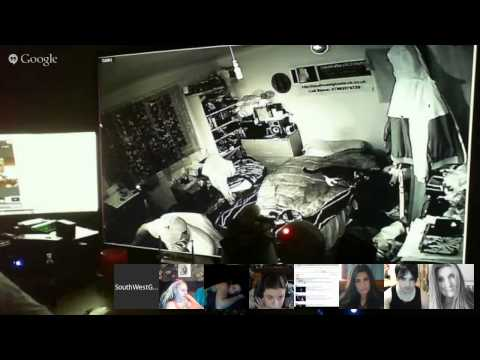 Live Bedroom tonight, Talking to New Spirit Doll LYNN, GhostBoxing and Hangout.