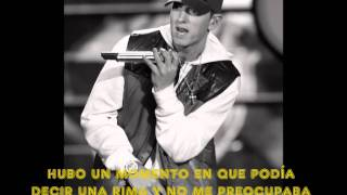 Eminem ft. Roxette - Listen to your heart [Subtitulada en Español] Sonido OK/HQ