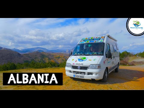 First impressions of ALBANIA | VANLIFE Around the world travel series