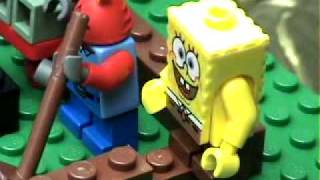 Lego Spongebob The Order of Seaweed