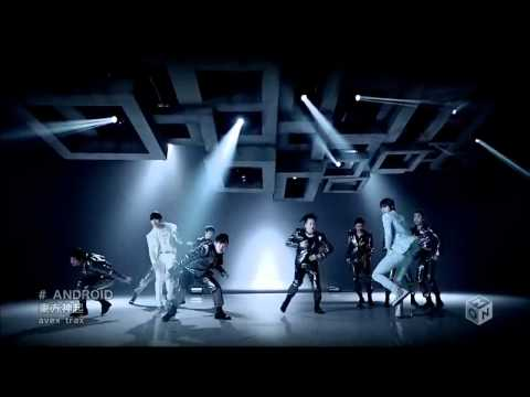 TVXQ - ANDROİD FULL MV HD VER.