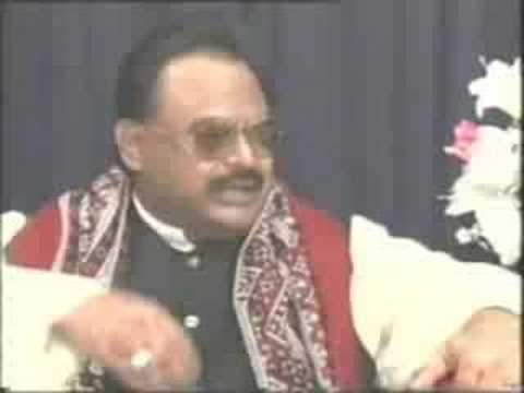 Altaf Hussain's Interview with Dr.Shahid Masood Part1