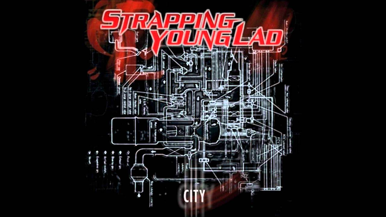 Strapping Young Lad - 1994-2006 Chaos Years
