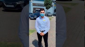 Hygiene im Autohaus Tönnemann
