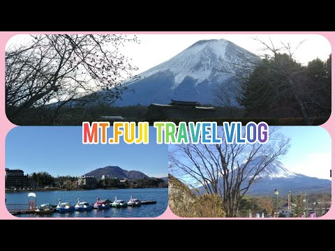 Sightseeing near Famous tourist destination Mt. Fuji Yamanashi prafacture ,Japan. অপরূপ ফুজি পর্বত .