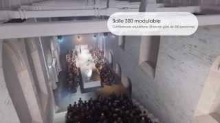 Visite du futur couvent des Jacobins - centre des congrès de Rennes Métropole