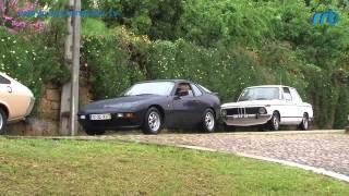 2º Passeio de automóveis clássicos de Celorico de Basto