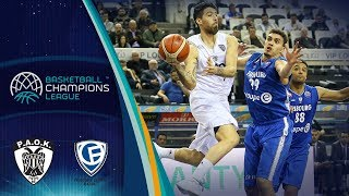PAOK v Fribourg Olympic - Highlights - Basketball Champions League 2018-19