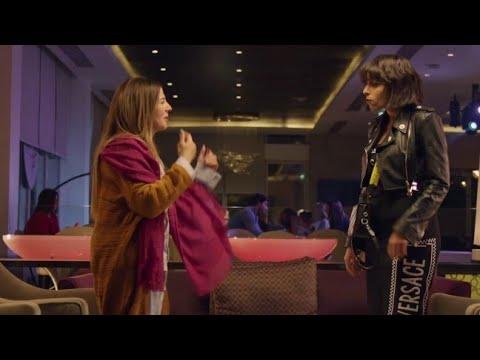هتموت من الضحك مع دنيا سمير غانم واللي هتعمله في صاحبتها علياء 😂😂من مسلسل بدل الحدوتة تلاتة