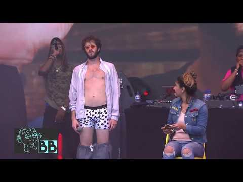 Lil Dicky - Lemme Freak   Live in Netherlands