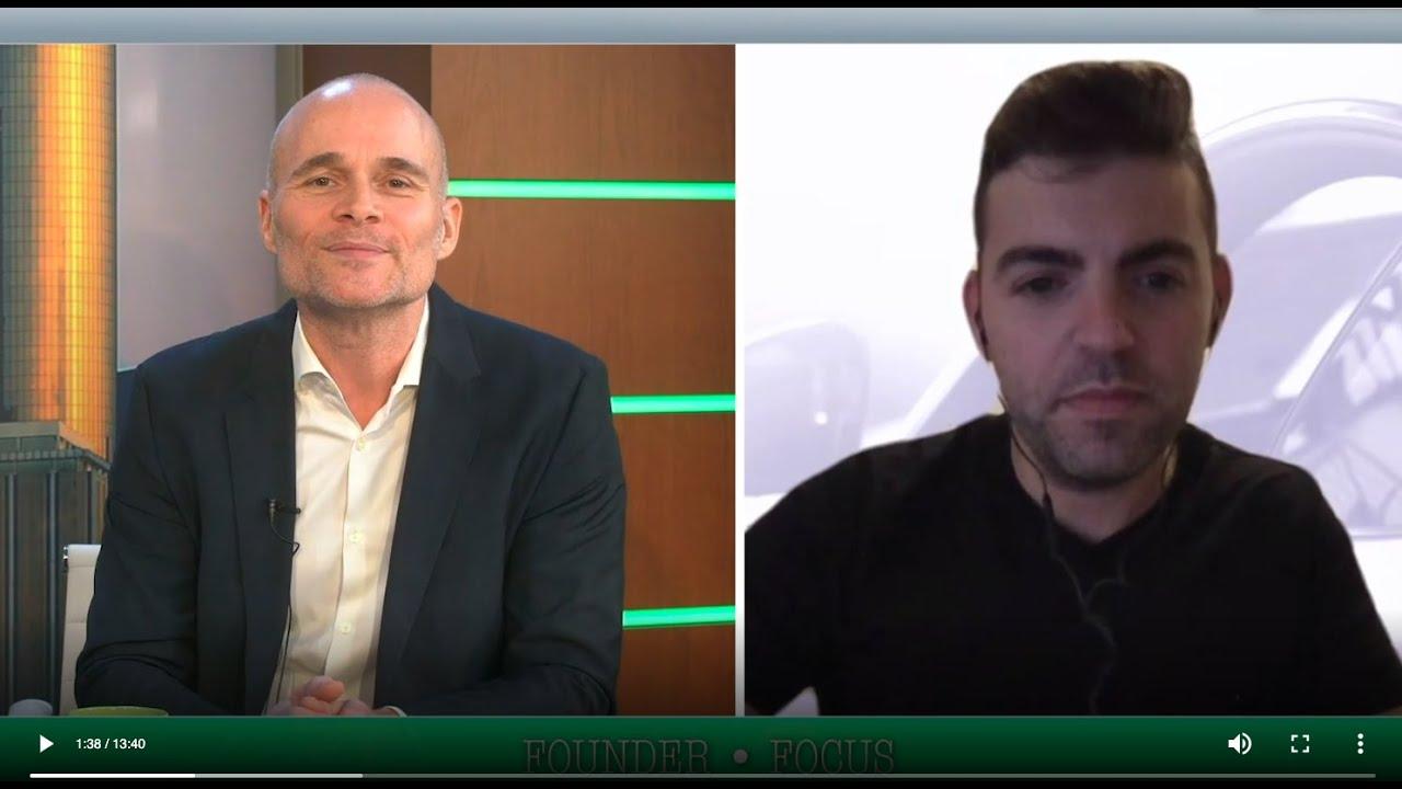 Founder Focus: Steve Greenfield Interviews Eliron Ekstein from Ravin.ai