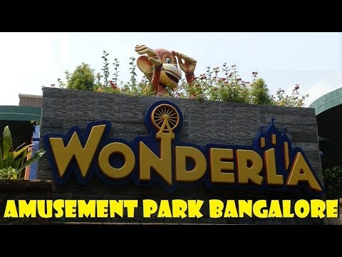 Wonderla Amusement Park Bangalore || Wonderla Bangalore || HD