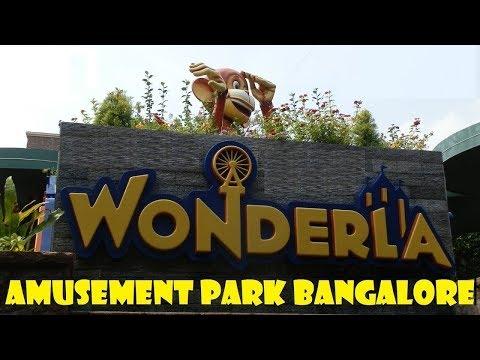 Wonderla Amusement Park Bangalore || Wonderla Bangalore || HD
