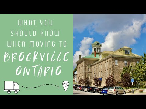 What You Should Know Before Moving To Brockville Ontario